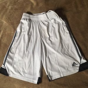 Adidas men's athletic shorts size small
